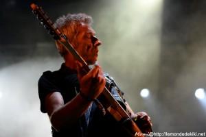 HB Thiéfaine (Festival au Pont du Rock 2016, samedi)