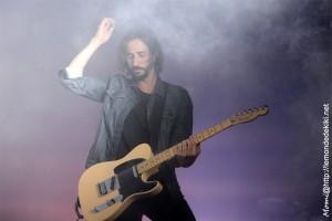 Aaron (Festival au Pont du Rock 2016, samedi)