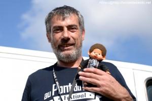 Un dernier portrait, et je trace (Festival au Pont du Rock 2016, samedi)
