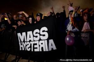 Mass Hystéria (Festival au Pont du Rock 2016, vendredi)
