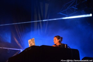 Elisa Do Brasil (Festival du Roi Arthur 2016, Bréal-sous-Montfort)