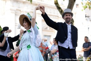 Fêtes historiques 2017, la Belle époque, Vannes