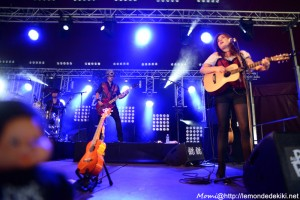 Gad Zukes (Festival au Pont du Rock 2017)