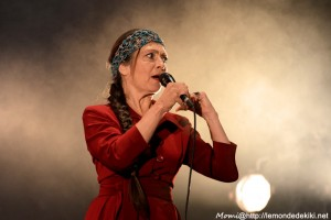 Catherine Ringer (Festival au Pont du Rock 2017)