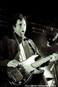 Johnny Mafia (Festival au Pont du Rock 2017)