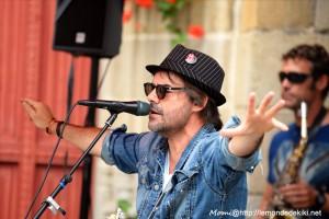 Stick'n Fingers (Festival au Pont du Rock 2017)