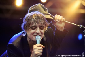 Peter Doherty (Festival au Pont du Rock 2017)