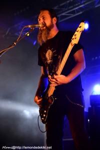 7 weeks (Festival au Pont du Rock 2017)