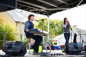 Lou et Mô, scène Viviane (Festival du Roi Arthur 2017, samedi)