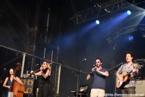 Theangelcy (festival du Roi Arthur 2017, samedi)