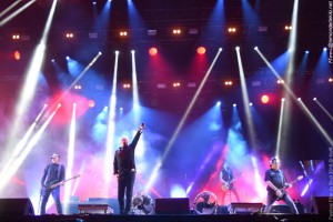 The Offspring (Festival Fête du Bruit, St Nolff 2018)