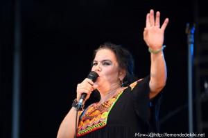 Flor del Fango (Festival au Pont du Rock 2018, le samedi)