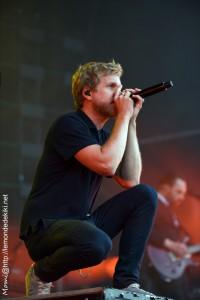 Kyo (Festival au Pont du Rock 2018, le samedi)