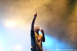 Patrice (Festival au Pont du Rock 2018, le samedi)