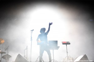 Fakear (Festival au Pont du Rock 2018, le samedi)