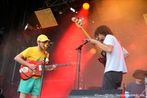 Lysistrata (Festival au Pont du Rock 2018, le samedi)