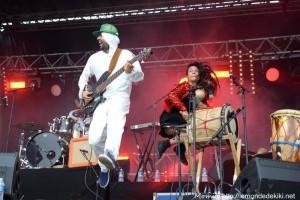 La Chiva Gantiva (Festival du Roi Arthur 2018, le dimanche)