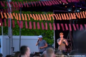 Krismenn & Alem , port de Vannes (semaine du golfe 2019)