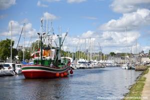 l'Ozentziyo, port de Vannes (semaine du golfe 2019)
