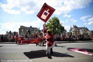 (les fêtes historiques de Vannes, 2019)