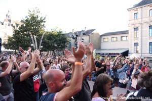 Les Vrillés (Bal des pompiers 2019, Vannes)