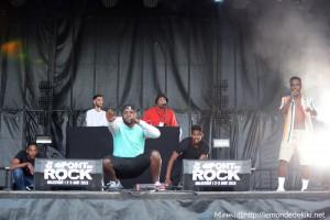 Layonz (Festival au Pont du Rock 2019, le vendredi)