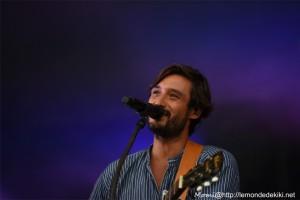 Jérémy Frérot (Festival du Roi Arthur 2019)