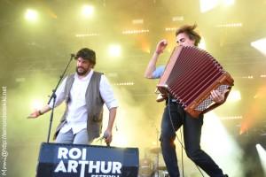 The Rumpled (Festival du Roi Arthur 2019)