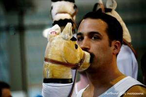(Championnat du Monde de Cheval à 2 Pattes 2019, vu par Arthur GR)